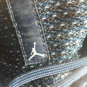 the best attitude 321f9 233a1 Jordan Shoes - Nike Air jordan navy horizon knit shoes 10